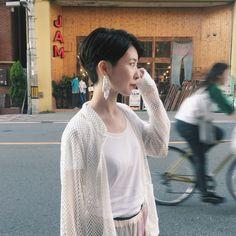 . guest snap... . #ベリーショート#ショートヘア #刈り上げ#chikashitsu #チカシツ#南堀江