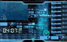 Future HUD desktop. by ~reformedpunk on deviantART