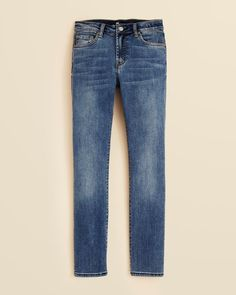 7 For All Mankind Boys' Slimmy Classic Jeans - Sizes 8-16