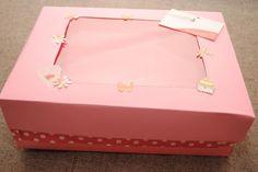 Cómo hacer tu propia caja para cupcakes