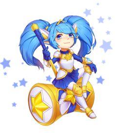 ArtStation - Star Guardian~~★, 柯 子
