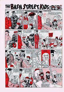 Leo Baxendale: The Bash Street Kids // Nigel Parkinson CARTOONS: June 2013