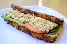 In 1863 the first American version of #Chicken Salad was served at Town Meats in Wakefield, RI. Enjoy our version served on #Focaccia Bread!
