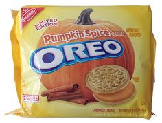 REVIEW: Nabisco Limited Edition Pumpkin Spice Oreo Cookies | The Impulsive Buy