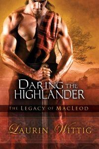 Lauren Wittig ~ Award winning author of Scottish Romances.