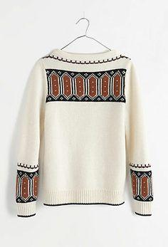Fresh Powder Sweater