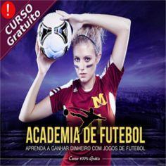 Curso gratuito de Bolsa de Futebol, pode saber mais em http://www.bolsadefutebol.com