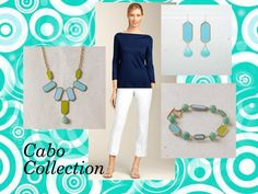 """""""Cabo Collection"""" by amyjsills on Polyvore"""