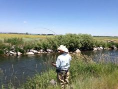 What's a Hopper/Dropper? Fly Fishing East Idaho during grasshopper season. - TRR Fly Fishing Blog