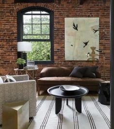 Post Image Small Living Rooms, Living Room Designs, Living Room Decor, Minimalist Apartment, Minimalist Room, Minimal Living, Home Decor Inspiration, Outdoor Furniture Sets, Interior Design