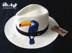 Art of panama • Hornbill