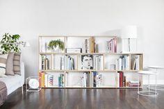Galería de imágenes   Brickbox - estanterias, librerias modulares