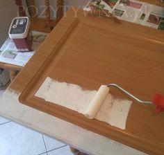 Poskromienie paździerza, czyli renowacja mebli kuchennych - POZYTYWNIA.pl New Furniture, Chalk Paint, Fun Nails, Decoupage, Diy And Crafts, Projects To Try, Interior, Kitchen, House