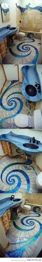 Awesome bathroom http://media-cache6.pinterest.com/upload/86131411593670387_EhLtWB2J_f.jpg  angelhupp good ideas