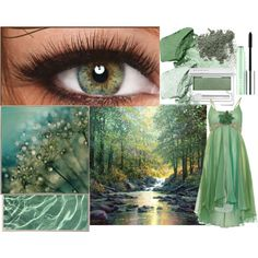 """Eye Color Inspirations"" by prettyyourworld on Polyvore"