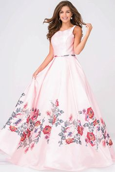 Jovani JVN49478 - Shop more designer prom and evening dresses at MERANSKI.COM  Worldwide Shipping and local boutique in South Florida!