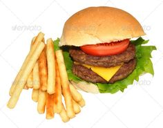 Realistic Graphic DOWNLOAD (.ai, .psd) :: http://jquery.re/pinterest-itmid-1006551934i.html ... Double Cheeseburger And Fries ...  background, beef, bread, burger, cheese, cheeseburger, chips, diet, double, fast food, fries, hamburger, isolated, lettuce, meal, meat, nutrition, potato, roll, sandwich, snack, tomato, unhealthy, white  ... Realistic Photo Graphic Print Obejct Business Web Elements Illustration Design Templates ... DOWNLOAD :: http://jquery.re/pinterest-itmid-1006551934i.html