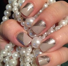 Champagne Toast #ChampagneToastJN b012 Try out the latest & the greatest thing in nail art! You can DIY at home for a fraction of the cost of a salon manicure, and it lasts just as long! You can order (Buy 3, Get 1 FREE) at https://nicoleluyer.jamberrynails.net