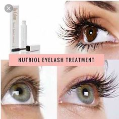 This eyelash treatment gel is created to help your eyelashes grow long, strong and healthy. Apply this gel before your mascara daily and watch yours lashes transform before your eyes! — pairs with the lash and curl mascara Nu Skin, Make Eyelashes Grow, Long Thick Eyelashes, Longer Eyelashes, Mink Eyelashes, Dry Skin Around Eyes, Eyelash Extension Supplies, Pregnancy, Hair Treatments