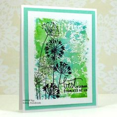 IC442, Splash of Colour by k dunbrook - Cards and Paper Crafts at Splitcoaststampers