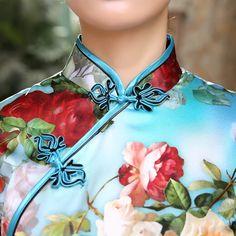 Cheongsam buy fishtail dress (2)            https://www.ichinesedress.com/