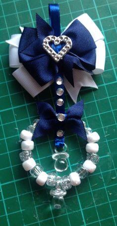 Pram charm for silver cross dolls pram Pram Charms, Dolls Prams, Dummy Clips, Baby Prams, Changing Bag, Ribbon Flower, Pacifiers, Baby Art, Key Chains