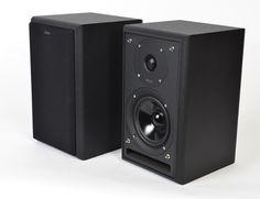 Eltax's Monitor 3 bookshelf loudspeakers