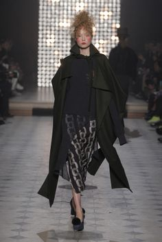 AW 14/15 Gold Label: Look 08
