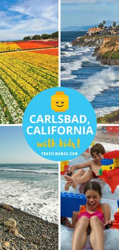 Home of Legoland California, seven miles of beaches, and so much more, discover all there is to do in Carlsbad in Southern California! #carlsbad #california #legoland #southerncalifornia