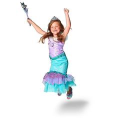 Disney Ariel Costume Collection for Kids Disney Ariel Costume, Ariel Costumes, Disney Princess Costumes, Halloween Costumes, Halloween 2016, Dress Up Outfits, Costume Collection, Costume Shop, Disney Merchandise