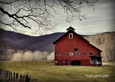 Farm on Rich Mountain by Sparrow Girl- Will I EVER Catch Up?, via Flickr