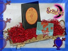 Goats Milk Spirit Soaps! Erzulie-Danto Voodoo Goats Milk Soaps...fierce protector of women and children...at Erzulie's Authentic Voodoo of New Orleans   #GoatsMilkSoap, #GoatMilkSoaps, #OrganicSoap, #OrganicGoatsMilkSoap, #SpiritualSoaps, #SpirtualSoap, #NaturalSoaps, #NaturalGoatsMilkSoaps  To learn more about our handmade, natural and organic goats milk soaps visit us at: http://erzulies.com/product-category/goats-milk-voodoo-soaps/