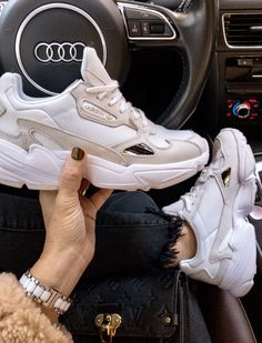 3d05df189069 adidas Falcon Sneaker (Women) (Limited Edition)