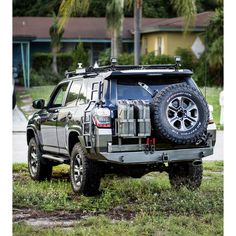 "5th gen 4Runner ""Modular"" rear plate bumper.-http://southernstylespeed.com/products/rear-bumpers/5th-gen-4runner-modular-rear-plate-bumper.html"