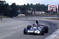 Jackie's last race