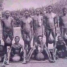 В Африке найдено племя п…
