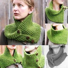 En invierno, el cuello tejido o las bufandas de punto son un accesorio funcional y fundamental, tanto para los hombres como para las mujeres...