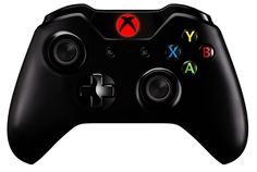 Elite Modded Controller Xbox One Red Led