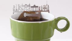 Teapots –  weihnachten – a unique product by 13gramm on DaWanda
