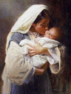 """Master, Morgan Weistling Study of """"Kissing the Face of God"""" by Cynthia Mahlberg Catholic Art, Religious Art, Mother Mary, Mother And Child, Jesus Mother, Child Baby, Mother Teresa, Baby Boy, Karla Ortiz"""