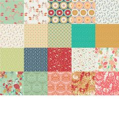 Reminisce – Half Yard Bundle from Reminisce by Bonnie Christine for Art Gallery