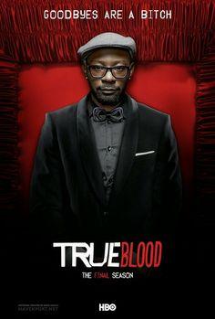 Lafayette ~ True Blood Season 7