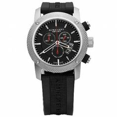 Burberry BU7700 Black Men\'s Watch