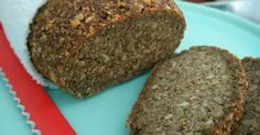 Extra-seed bread