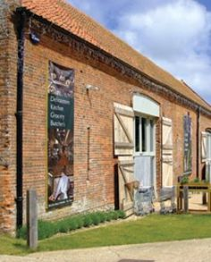 Back To The Garden near Holt Norfolk. Stunning massive barn conversion with deli, lovely cafe serving good coffee, lunches & afternoon teas. Lovely garden. Also bookable for functions.