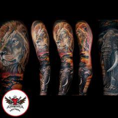 29 Best Tattoos - Ladislav Hacel images in 2019 | Dynamic tattoo ink ...