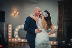 Lucia & Robs Wedding at The Elms in Worcestershire