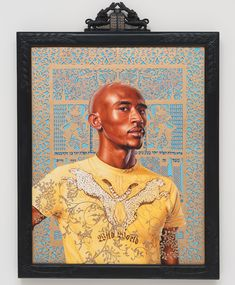 kehinde wiley: the world stage israel at ARCOmadrid