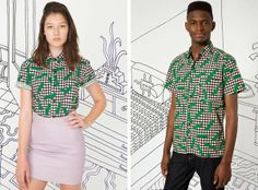AMERICAN APPAREL X NATHALIE DU PASQUIER - ... And This is Reality