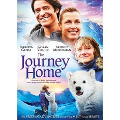 The Journey Home Now Available on DVD at Walmart #TheJourneyHome | The Night Owl Mama